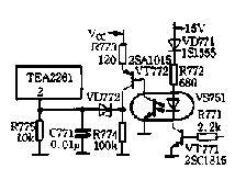 开关电源扩展功能电路图