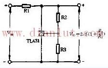 TL431稳压器的原理