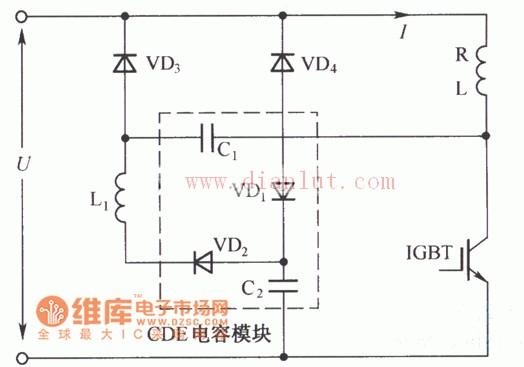 【图】igbt无损吸收网络电路原理图电源电路