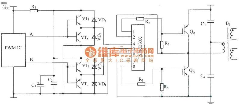 【图】tx-kd301应用接线图原理电源电路