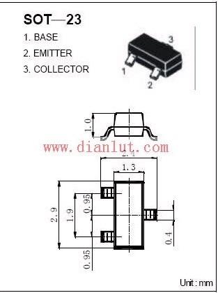 【图】ss8050三极管引脚的功能电路基础电路