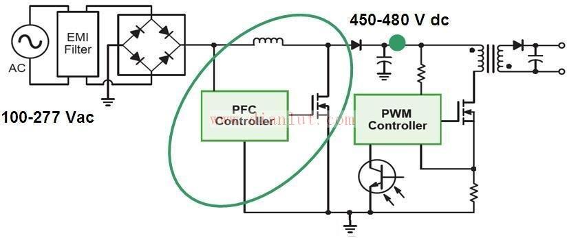 有源pfc电路的基本应用
