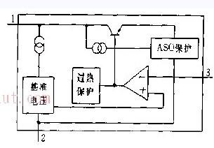M5237L的内部结构电路