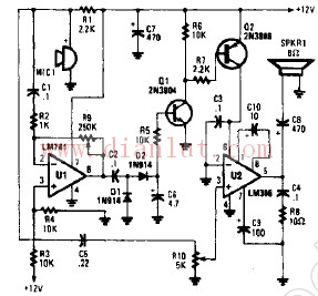 FR201 in addition Circuit 37480 also Transister Wiring Diagram together with Voltage regulator as well TL431. on lm317 datasheet pdf