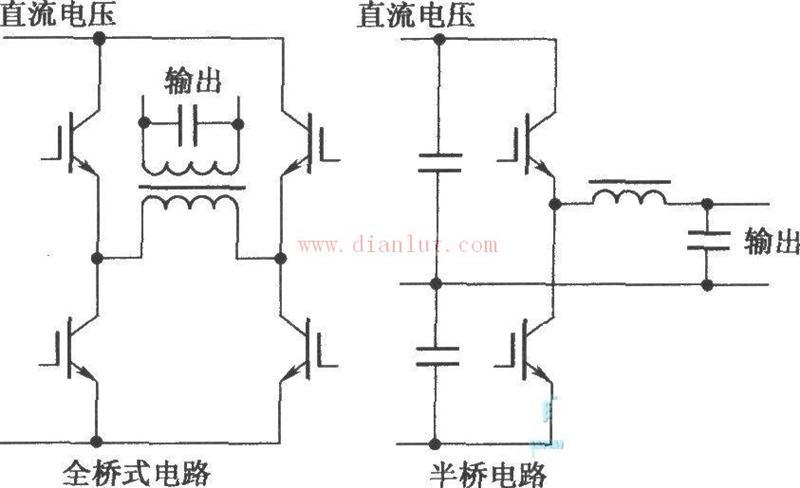 桥式半波整流电路_全桥式整流电路和半桥整流电路图-电源电路-维库电子市场网