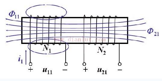 互感和互感电压电路