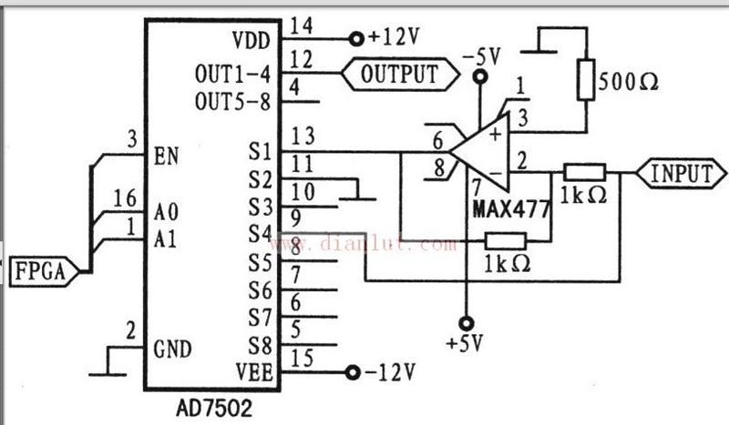 Ⅱ的设计流程、原理图设计方法、VHDL文本输入设计、引脚设置、图片