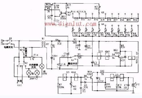 电路 电路图 电子 原理图 494_341