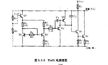 TL431电原理图