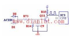 单片机过零检测电路的简单介绍