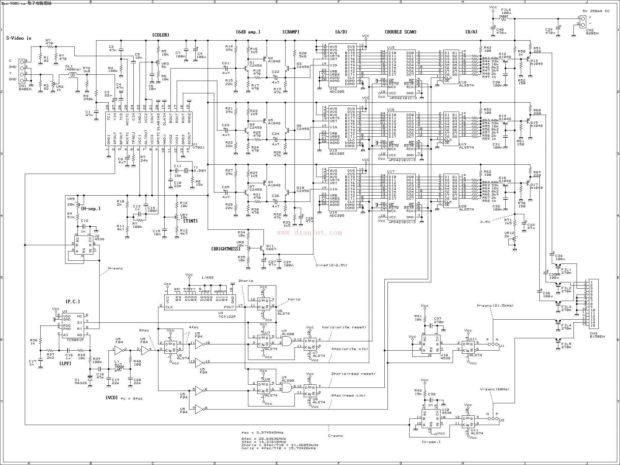 信号的电路基础电路