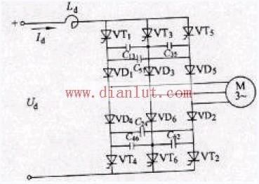高压变频器的电路分析