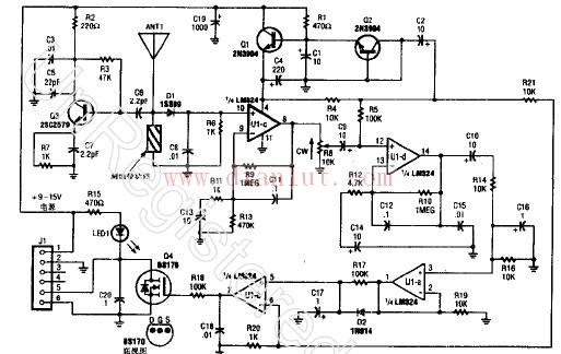 探雷器的检测原理_光检测器的工作原理