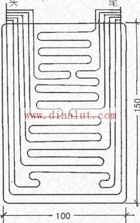 【图】如何制作安全电压电热毯电路基础电路