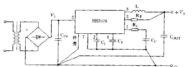 DC/DC变换是将固定的直流电压变换成可变的直流电压,也称为直流斩波。它内部一般具有PWM(脉宽调制)模块,E/A(差错放大器模块),比较器模块等几大功能模块。其工作原理为:输出经过FB(反馈电路)接到FB pin,反馈电压VFB与设定好的比较电压Vcomp比较后,产生差错电压信号,差错电压信号输入到PWM模块,PWM根据差错电压的大小调节占空比,从而达到控制输出电压的目的,振荡器的作用是产生PWM工作频率的三角波,三角波经过斩波电压斩波后,产生方波,其方波就是控制MOSFET的导通时间从而控制输出电