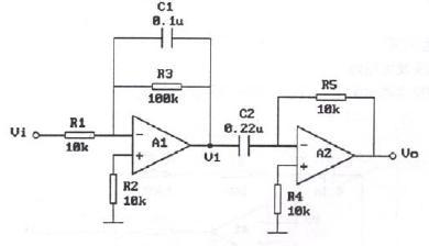 积分/微分电路的应用