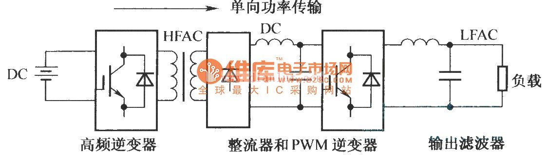 【图】单向电压源逆变器电路图其它电路图