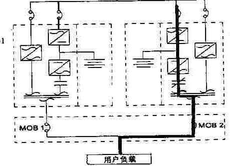 【图】ups单机及并机系统基础电路 电路图 捷配电子