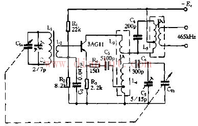 基于单管变频电路在收音机中的运用的介绍