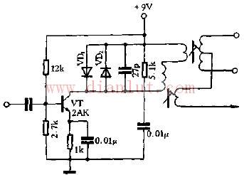 【图】用二极管设计的限幅电路其它电路图