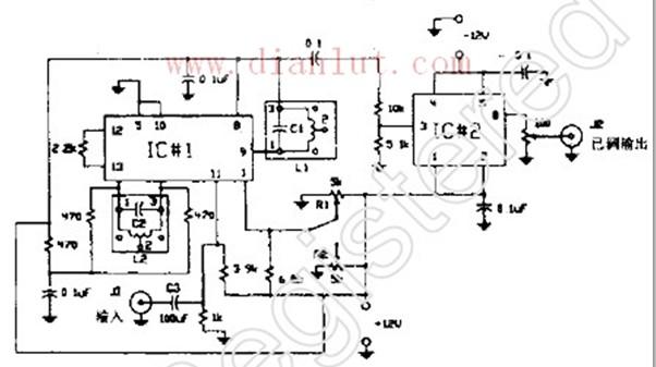 【图】介绍调频电路及制作555调频电路其它电路图