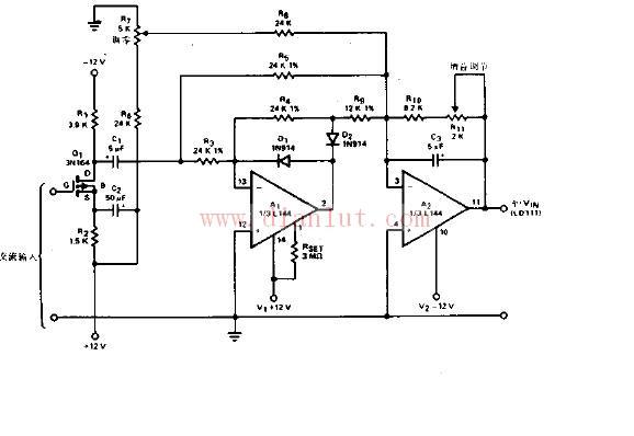 AC-DC变换器电路