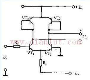 【图】电平位移电路电路图线性放大电路