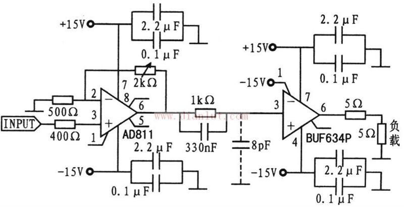 功率放大器,简称功放。很多情况下主机的额定输出功率不能胜任带动整个音响系统的任务,这时就要在主机和播放设备之间加装功率放大器来补充所需的功率缺口,而功率放大器在整个音响系统中起到了组织、协调的枢纽作用,在某种程度上主宰着整个系统能否提供良好的音质输出。   利用三极管的电流控制作用或场效应管的电压控制作用将电源的功率转换为按照输入信号变化的电流。因为声音是不同振幅和不同频率的波,即交流信号电流,三极管的集电极电流永远是基极电流的倍,是三极管的交流放大倍数,应用这一点,若将小信号注入基极,则