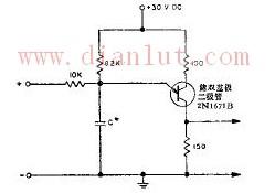 基于压控可变频率振荡器电路图