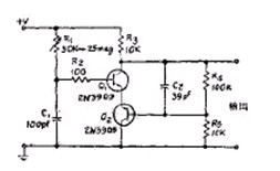 新型简易高效率弛张振荡器