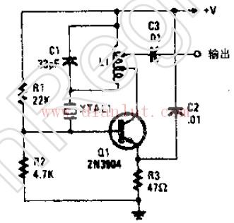 他激振荡器;按电路结构可分为阻容振荡器,电感电容振荡器