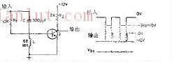新型正脉冲发生器电路原理图