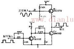 新型脉冲幅度调制器电路图