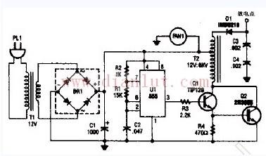 【图】负离子发生器电路信号产生