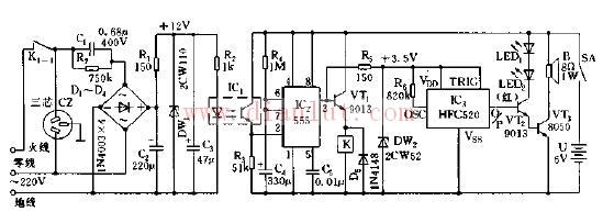 插座电路其它电路图