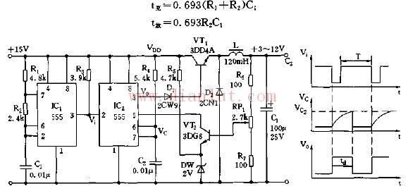稳压电源(stabilized voltage supply)是能为负载提供稳定交流电源或直流电源的电子装置。包括交流稳压电源和直流稳压电源两大类。常用的稳压电源有:铁磁谐振式交流稳压器。由饱和扼流圈与相应的电容器组成,具有恒压伏安特性。磁放大器式交流稳压器。将磁放大器和自耦变压器串联而成,利用电子线路改变磁放大器的阻抗以稳定输出电压。滑动式交流稳压器。通过改变变压器滑动接点位置稳定输出电压。感应式交流稳压器。靠改变变压器次、初级电压的相位差,使输出交流电压稳定。晶闸管交流稳压器。用晶闸管作功
