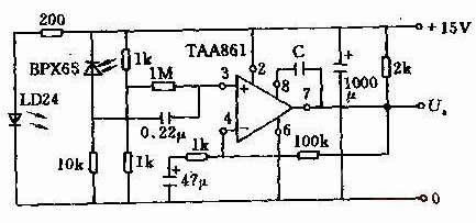 快速光栅电路原理图解