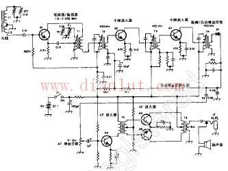 机电路    晶体管(transistor)是一种固体半导体器件