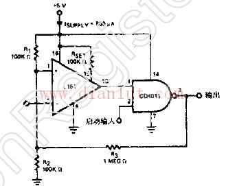 CMOS中继接收机电路的应用
