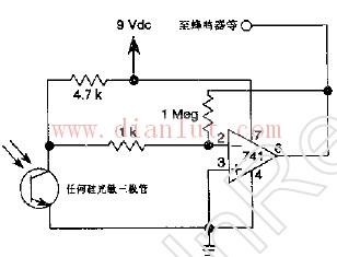 红外接收机电路的应用