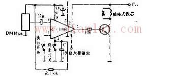 SDME的磁带末端检测电路图解