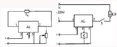 LES负载传感器的典型电路