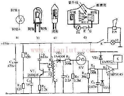 传感器电路