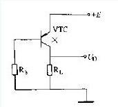磁敏晶体管共发射极的电路图