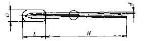 常见以MF51为基的热敏电阻器外型尺寸电路