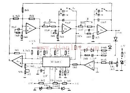 振荡频率达1mhz的二相振荡电路设计