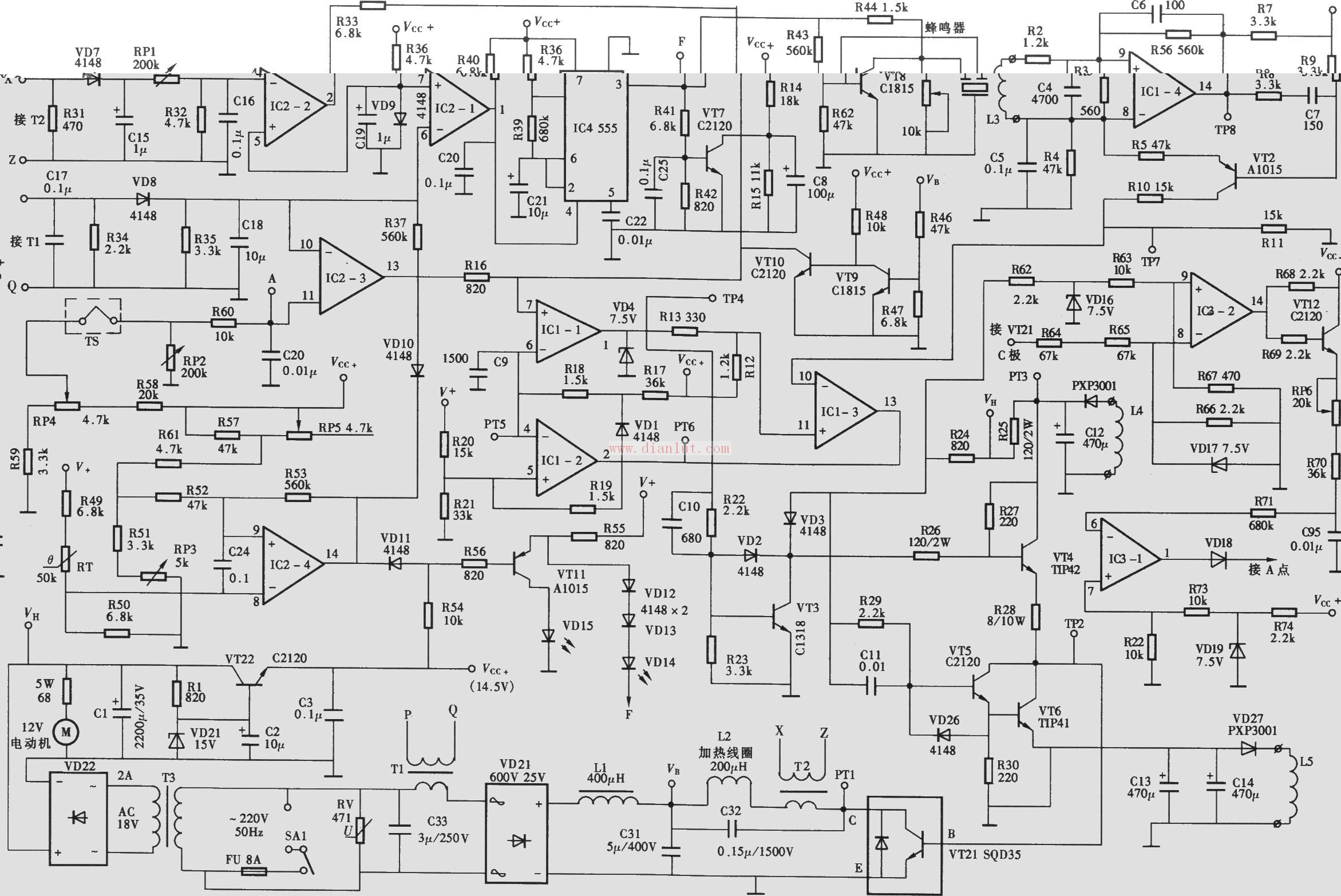 单稳态触发器及施密特触发器等脉冲产生与变换电路.