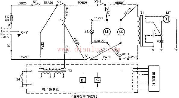 电路原理图其它电路