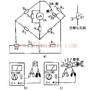 热敏电桥电路的简单介绍