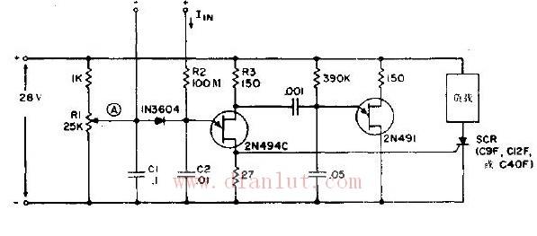 基于100M的毫微安电流检测电路
